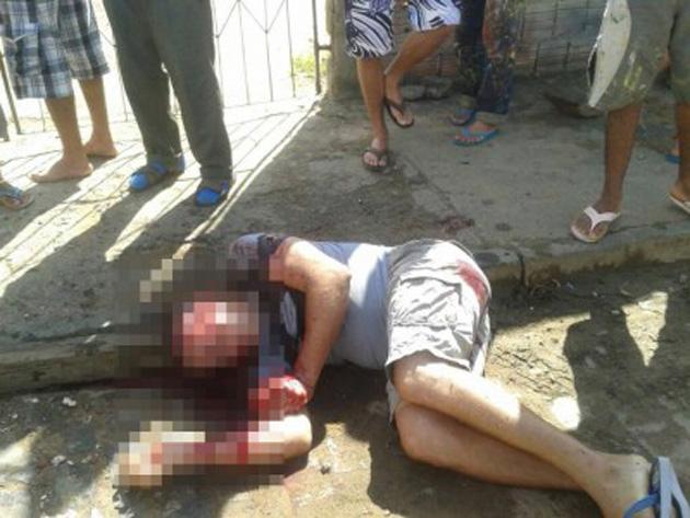 Ibirapitanga: Homem é morto a tiros na Alexandre Quinto