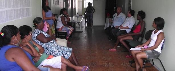 Aurelino Leal: Responsáveis pela construção de casas populares estiveram reunidos com beneficiários