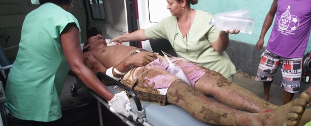 Ubaitaba: Homem é alvejado com oito tiros no distrito de Faisqueira