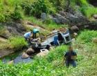 Bandidos que mataram homem em Ubaitaba e Barra do Rocha sofrem acidente na BA-120