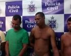 Polícia prende assaltantes ligados a quadrilha que roubou Bradesco de Itajuípe