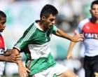 Vitória perde para o Palmeiras e se despede nas quartas da Copa São Paulo de futebol