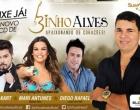 Binho Alves será uma das atrações do VI Prêmio Melhores do Ano Comunika. Baixe o novo CD agora!