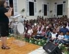 Foi comemorado na primeira igreja batista em Ubaitaba, o evento de 90 anos de fundação da religião