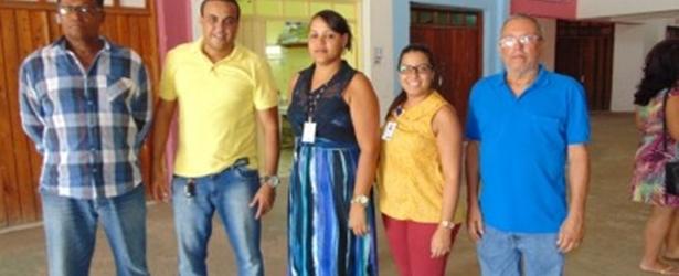 Ubatã: Visita Técnica faz vistoria em local para a implantação de Ponto Cidadão