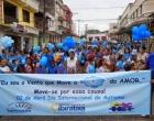 Caminhada de Conscientização do Autismo é realizada em Ibirataia