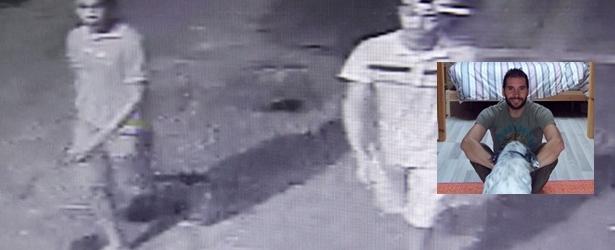 Polícia identifica dupla que matou turista espanhol; carro roubado é encontrado