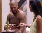 BBB 15: Amanda e Fernando cravam: 'Cézar vai ser o campeão'