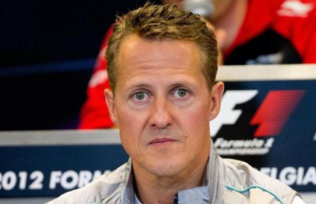 À beira da morte, Schumacher é abandonado por patrocinadores e perde fortuna.