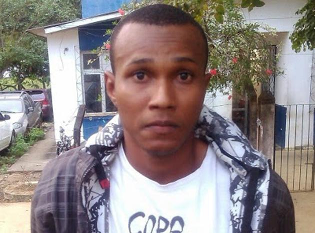 Suspeito de participar da explosão dos caixas eletrônicos de Gandu é preso