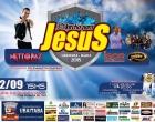 Está confirmado! É dia 12 de setembro a 3ª Marcha para Jesus em Ubaitaba