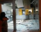 Lajedo do Tabocal: Bandidos explodem durante a madrugada agência do Banco do Brasil