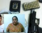 Irmãos que chefiavam tráfico em Ubaitaba foram presos com armas, dinheiro e drogas.