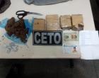 Polícia apreende 1,7 kg de maconha em Jequié