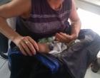 Casal em moto é detido por levar bebê dentro de mala em Pernambuco