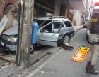Casal é baleado em tentativa de assalto no Centro de Salvador