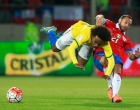Na estreia das Eliminatórias, Brasil perde por 2 a 0 para o Chile