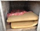 Adolescente dorme em túmulo de cemitério em Itapetinga