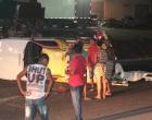 Acidente com ambulância na BR-101 deixa quatro pessoas feridas