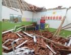 Teto de escola primária desaba e deixa alunos feridos no sudoeste da Bahia