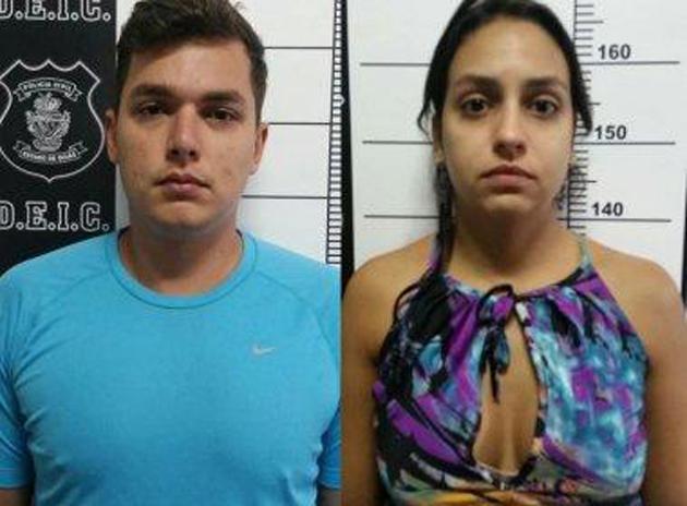 Casal é preso por golpe de R$ 10 mil durante réveillon em Salvador e Arraial D'Ajuda