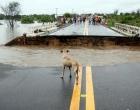 Chuvas provocam a interdição de estradas na Bahia