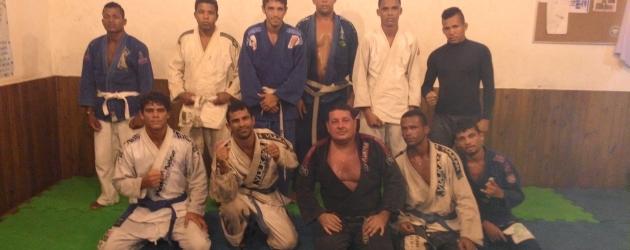 Projeto Social Rodrigo Almeida Jiu-Jítsu em Barra Grande inicia atividades em 2016