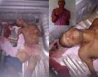 Assaltante morre em confronto com a PM em Taboquinhas. Um foi preso e outro fugiu