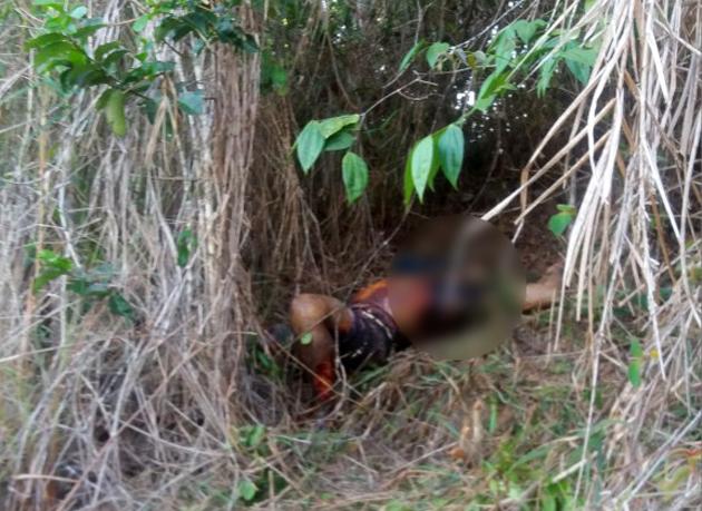 Itacaré: Corpo em estado de decomposição é encontrado em Zona Rural de Taboquinhas