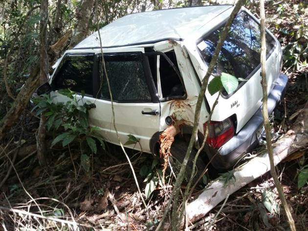 Maraú: Vereadores sofrem acidente de carro na estrada do Ponto do Café