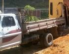 Ubaitaba: Caminhão desgovernado atinge residência no bairro Armandão