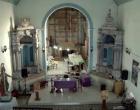 Restauradores descobrem ouro avaliado em R$300 mil escondido em altar de igreja em Itacaré