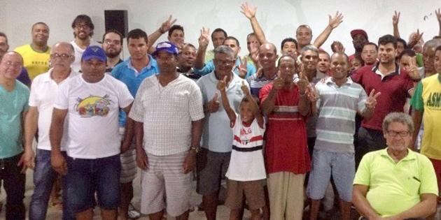 Além disso o evento contou com a participação dos vereadores Ismaile de Nego de Artur (PTC) e Catarino Atanásio (PSDB). Jailton Araújo lidera o maior grupo político de oposição na sucessão municipal em Ubaitaba.