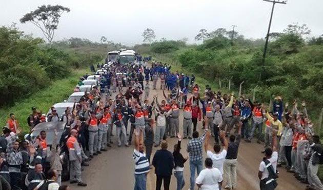 Ipiaú: Demitidos da Mirabela farão manifestação na cidade, com apoio do comércio e poder público