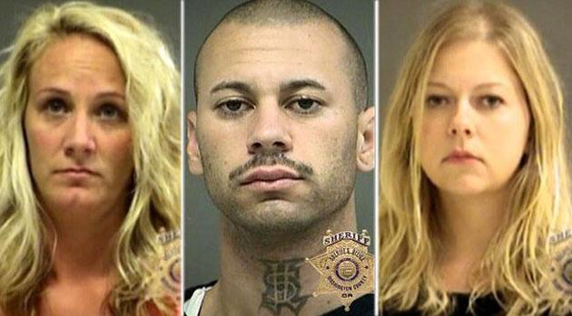 Preso processa cadeia depois de ser forçado a fazer sexo com duas guardas