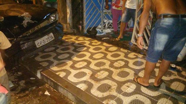 Vereador de Almadina é atropelado na frente de casa e tem perna amputada