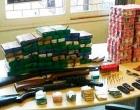 Polícia apreende quase 50 kg de cocaína pura em Ubatã