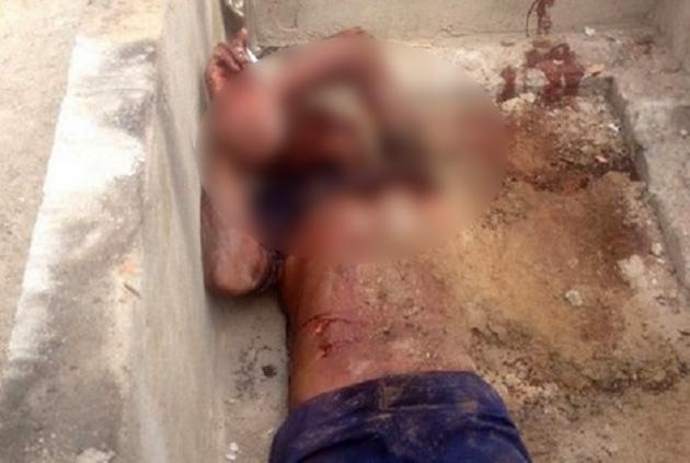 Eunápolis: Homem é assassinado e colocado dentro de túmulo