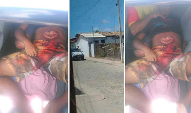 Poções: Homem fica ferido em terreiro de candomblé e morre a caminho do Hospital