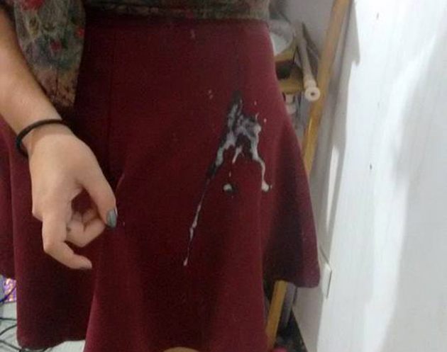 Jovem diz que homem ejaculou em sua saia dentro de ônibus e post viraliza na web