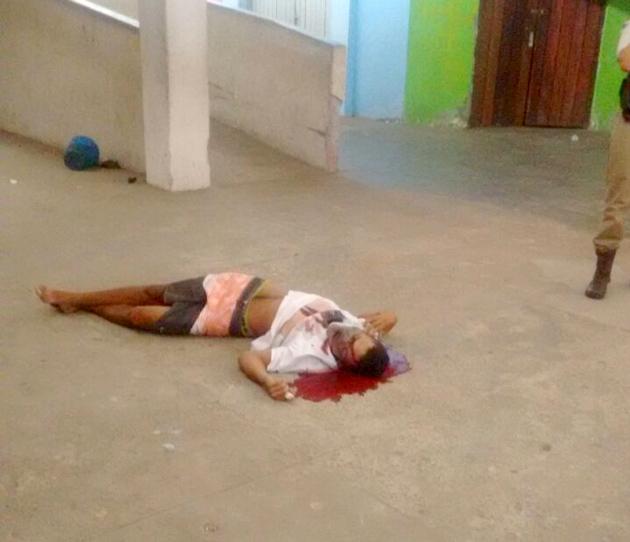 Ubatã: Dois homens são mortos e outro baleado no Mercado Municipal