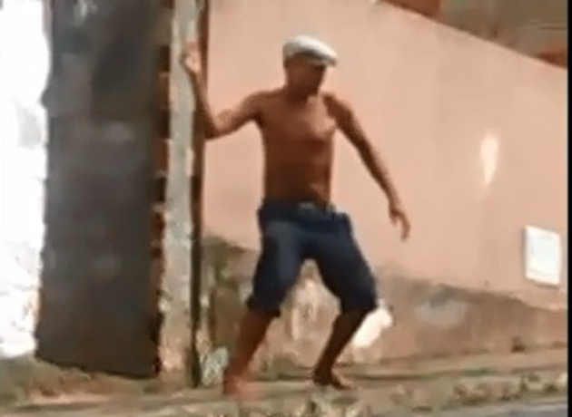 Ubaitaba: Homem com facão amolado causa pânico nos moradores no Alto Bela Vista