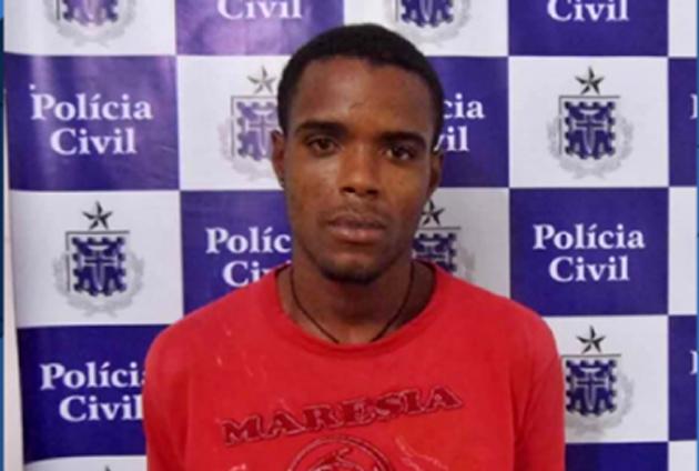 Homem é preso por espancar mulher e obrigar criança a comer fezes na Bahia