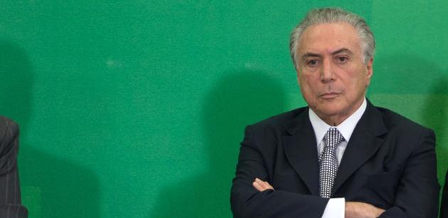 Michel Temer é a melhor solução apenas para 8% dos brasileiros, aponta Ibope