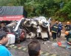 Motorista de carreta sobrevive a grave acidente em Barreiras