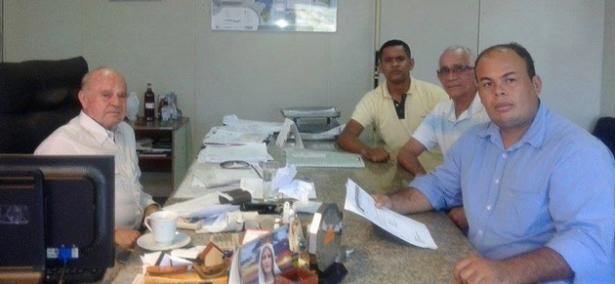 Representantes do PSL e PR buscam iluminação do trecho Ubaitaba/Aurelino Leal na BR 101