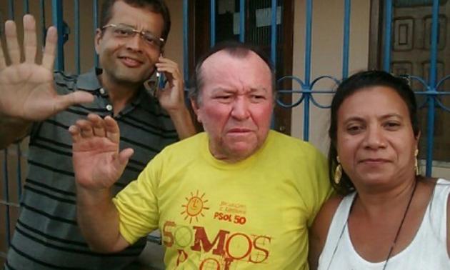 """Aurelino Leal: """"Toinho Cearense"""" é pré-candidato a prefeito do município"""