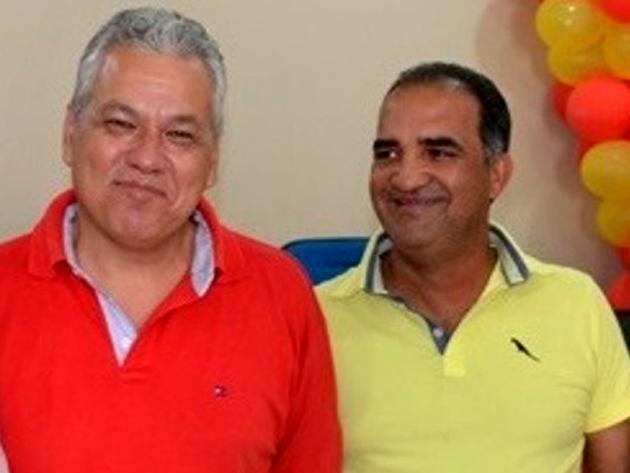 O empresário e presidente da CDL, Jailton Araújo pré-candidato a prefeito de Ubaitaba acaba de ganhar mais uma liderança nessa caminhada para a sucessão municipal.