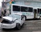 Itabuna está entre as cidades com maior índice de acidentes de trânsito na Bahia