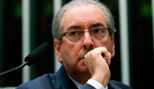 STF julga hoje o pedido de afastamento de Eduardo Cunha
